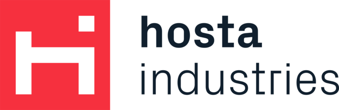 Hosta Industries A/S Logo