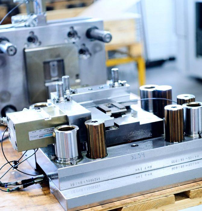 Værktøjsfremstilling hos Hosta Industries A/S