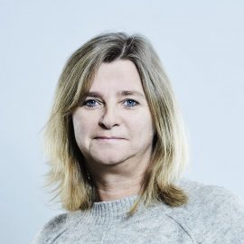 Ulla Ettrup Farcinsen, Internal Sales Support - Hosta Industries A/S